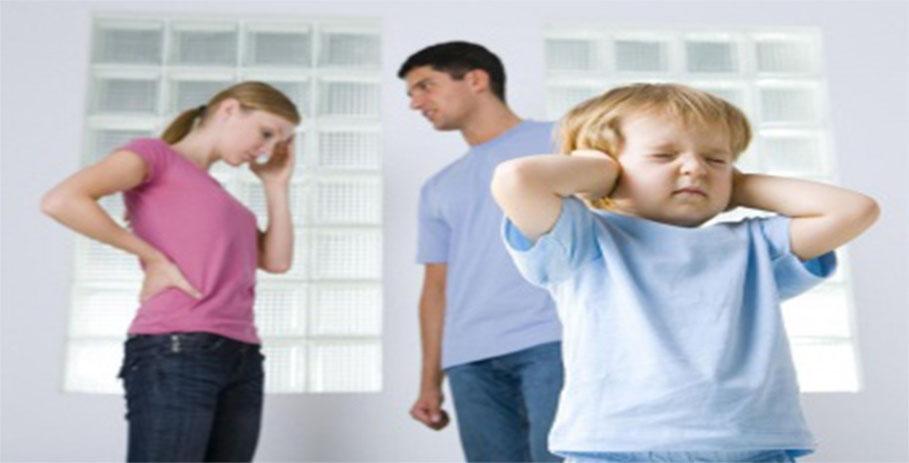 Конфликты в семье после рождения ребенка