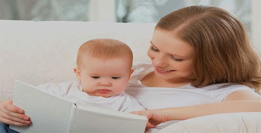 читать ребенку поэзию