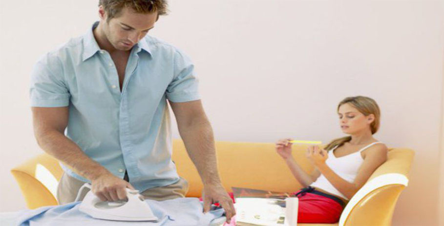Распределение ролей в семье