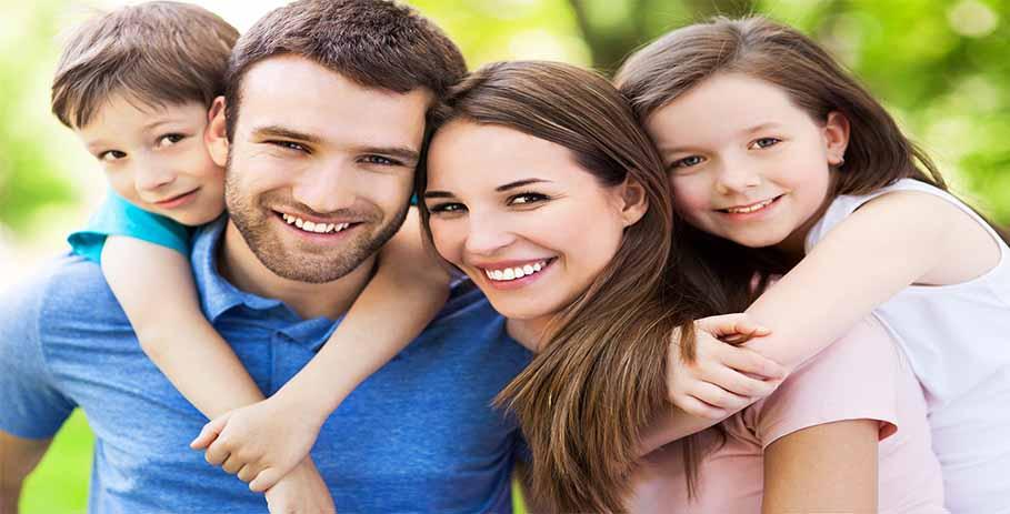 Отношения в семье. Как построить счастливую и крепкую семью