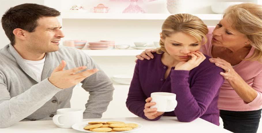 Плюсы и минусы жизни с родителями мужа