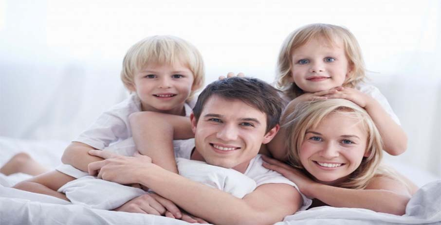Отношения в непростой нуклеарной семье