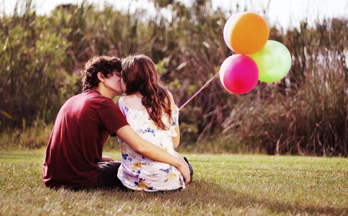 Психология любви мужчины к женщине
