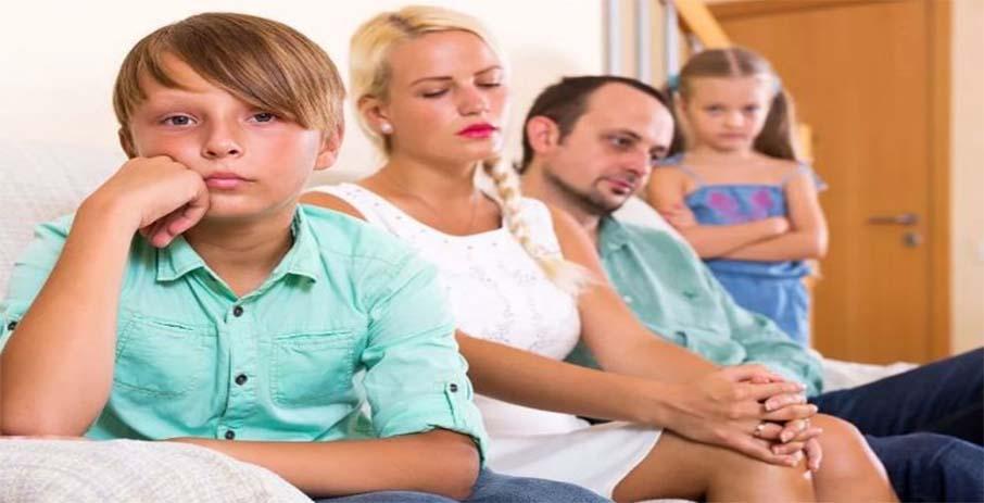 Как не разрушить семью