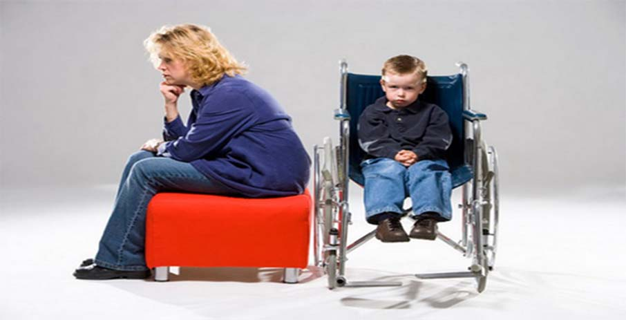 Поведение родителей, если в семье растет ребенок-инвалид