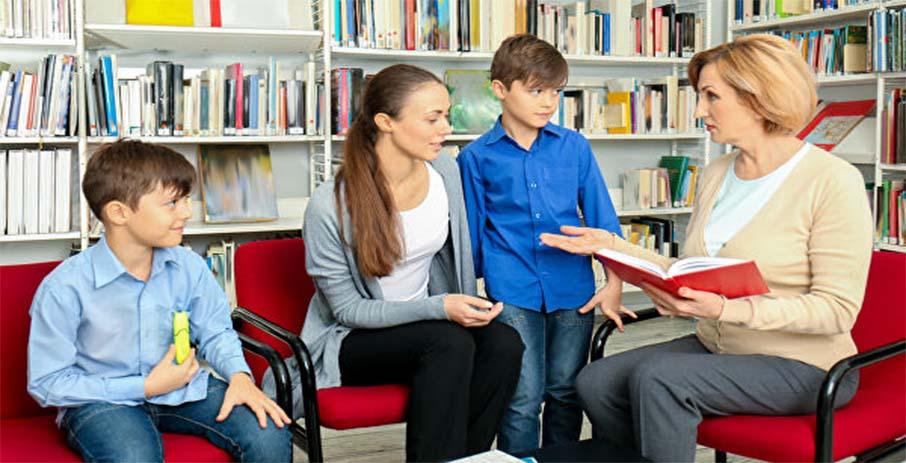 Семья как домашняя школа