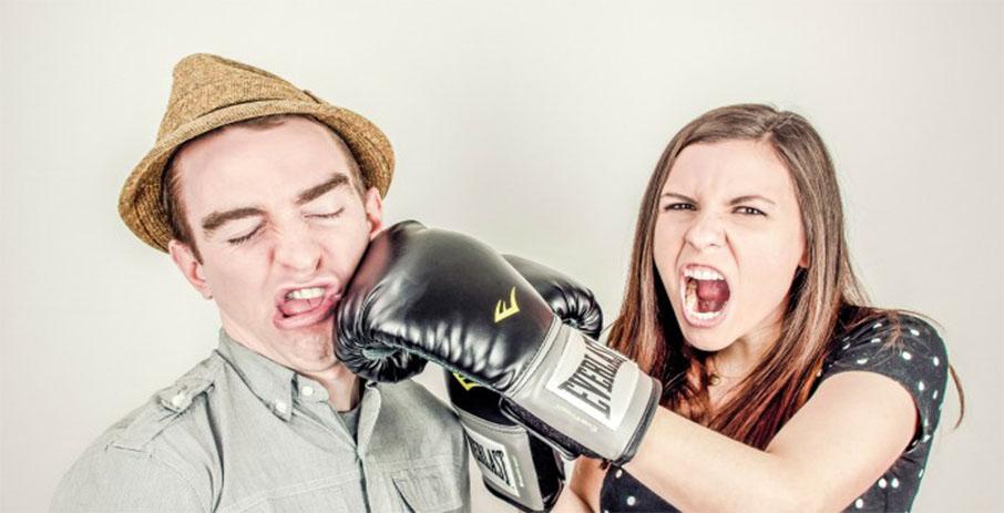 Как успокоить бурю или решение конфликтов в семье