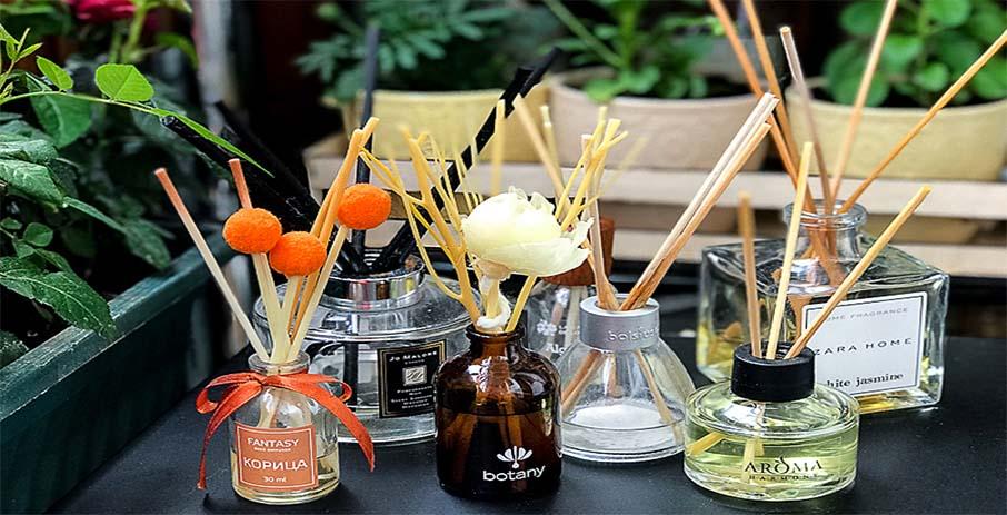 Как наполнить свой дом приятными ароматами