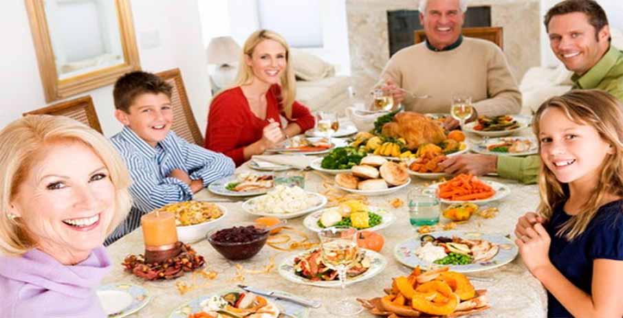 Семейные встречи. Совместное решение проблем