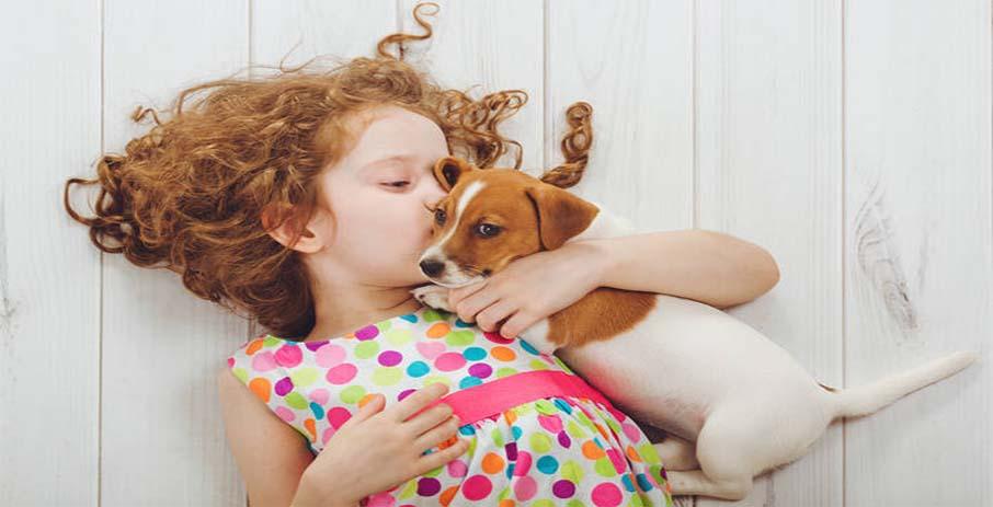Каждому нужен друг или зачем детям заводить домашних животных